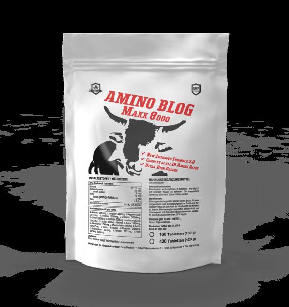 Amino Blog Maxx 8000