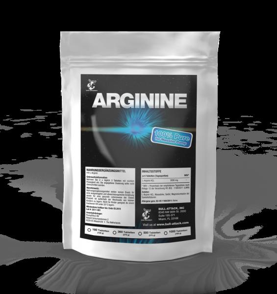 L-Arginine – Aminosäure Arginin bestellen